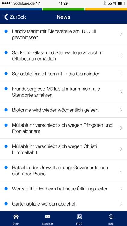Unterallgäu screenshot-4