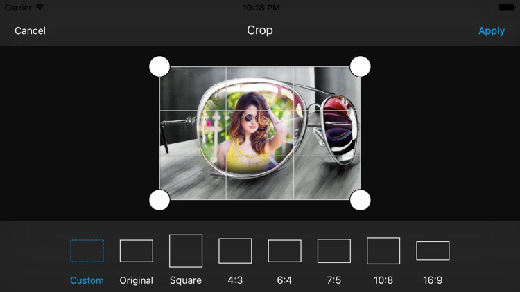 Goggle Photo Frames & Editor