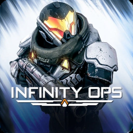 Infinity Ops: Sci-Fi FPS App for iPhone - Free Download Infinity Ops