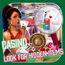 Casino - Look for Hidden Items