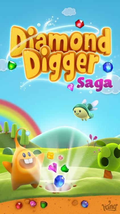 Diamond Digger Saga screenshot-4