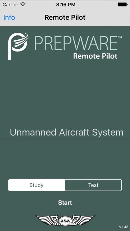 Prepware Remote Pilot