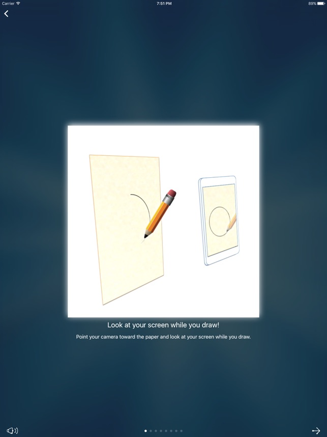 Tracing Projector on the App Store