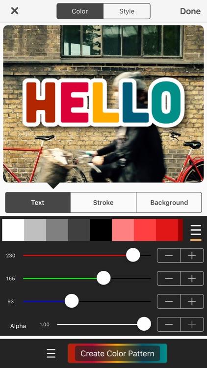 Vont - Text on Videos screenshot-4