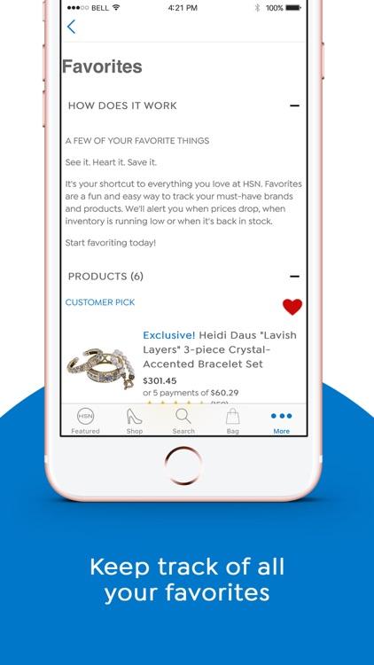 HSN Shopping App screenshot-6