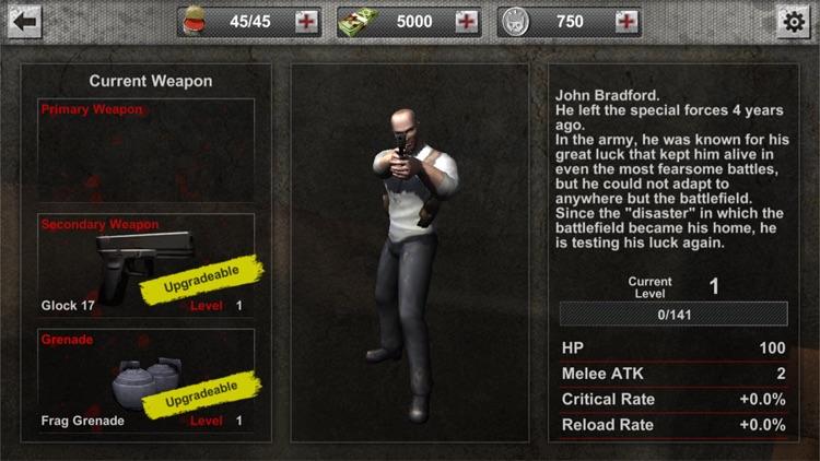 Zombie Hunter Frontier screenshot-3