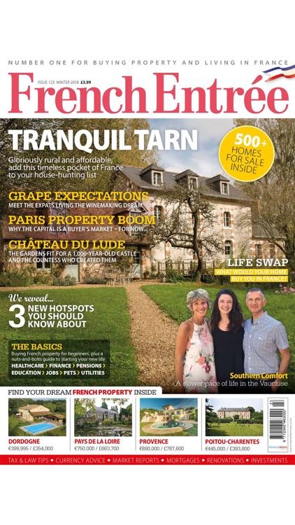 FrenchEntrée Magazine screenshot-6