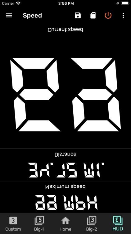 GPS Speedometer and Odometer screenshot-6