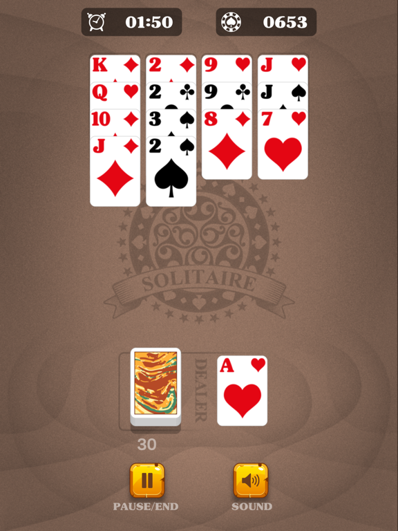 5-Card Solitaire: Match Cards screenshot 11