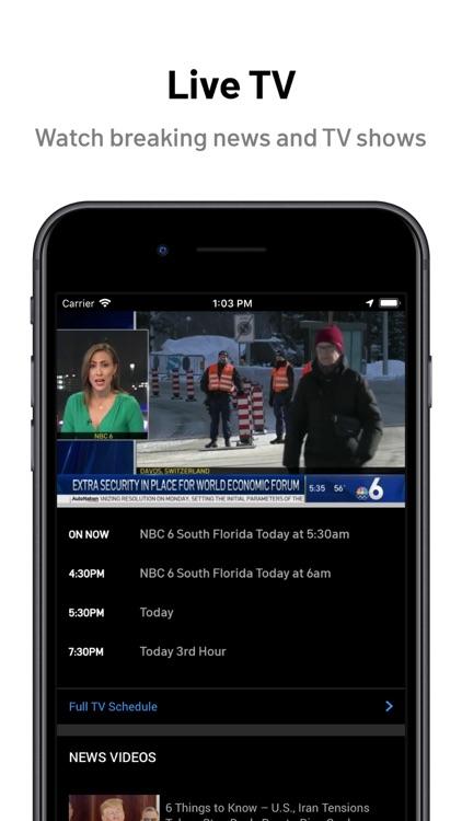NBC 6 screenshot-3