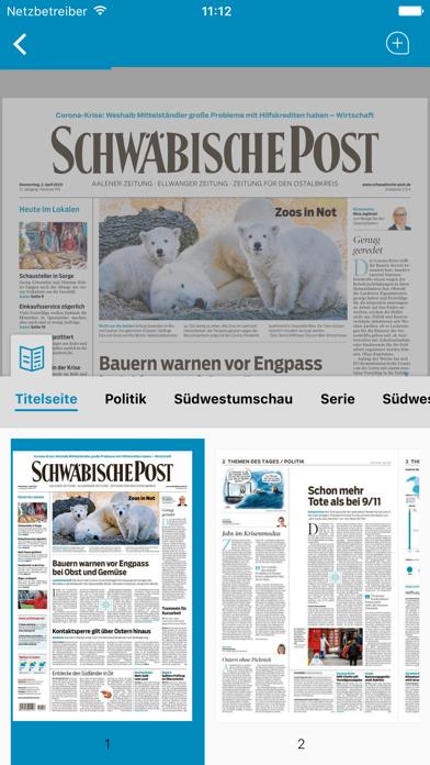 messages.download SchwäPo und Tagespost E-Paper software