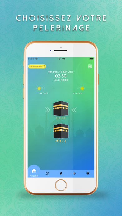 messages.download Omra & Hajj software