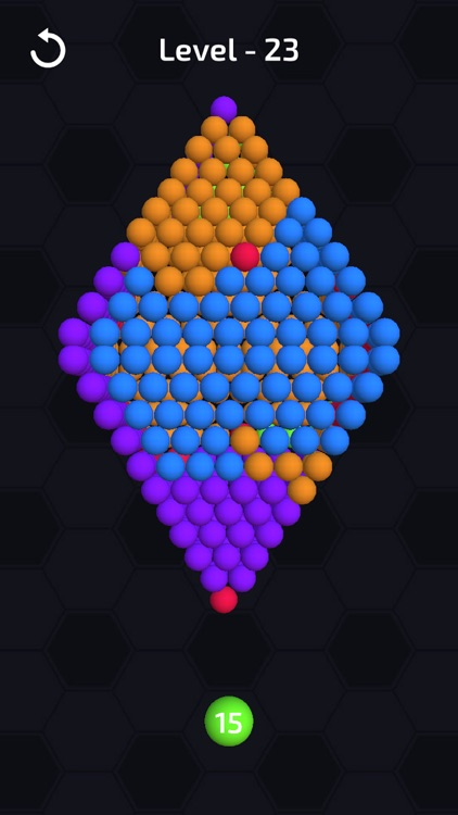 Ball Paint - Paint Ball Blast screenshot-3