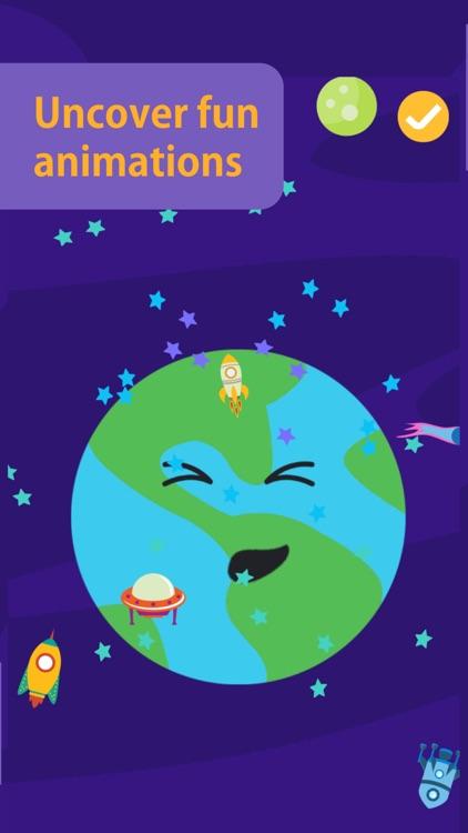 Kids Solar System - planets screenshot-5