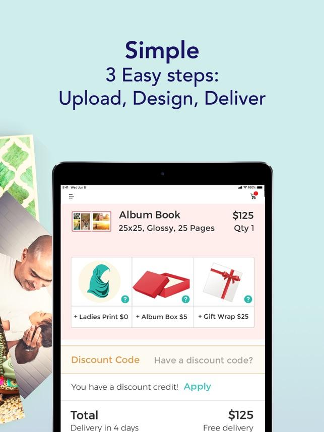 13af936ec  Albumii - ألبومي: Photo Albums on the App Store