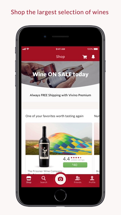 Vivino: Buy the Right Wine screenshot-0