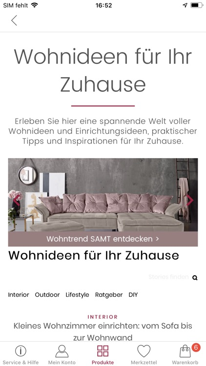 Universal – Möbel & Mode Shop screenshot-3