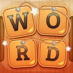 Word Puzzles Plus: Swipe+Cross