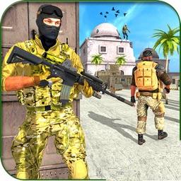 Counter Terrorist Gun Shooting