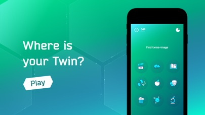Twins - Brain Training Game screenshot 1