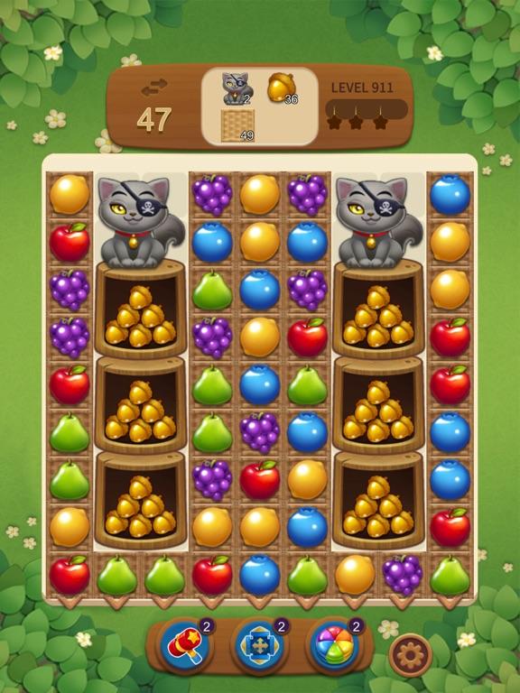 フルーツマジック:甘いパズルマッチのおすすめ画像8