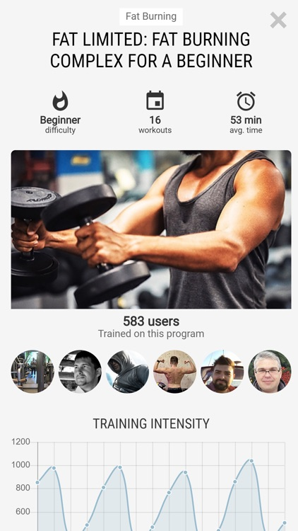 AtletIQ — mobile trainer