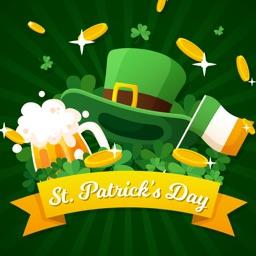 Saint Patrick's Day Sticker