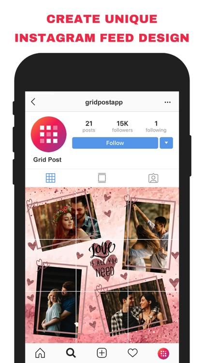 Grid Post - Photo Grids Pics