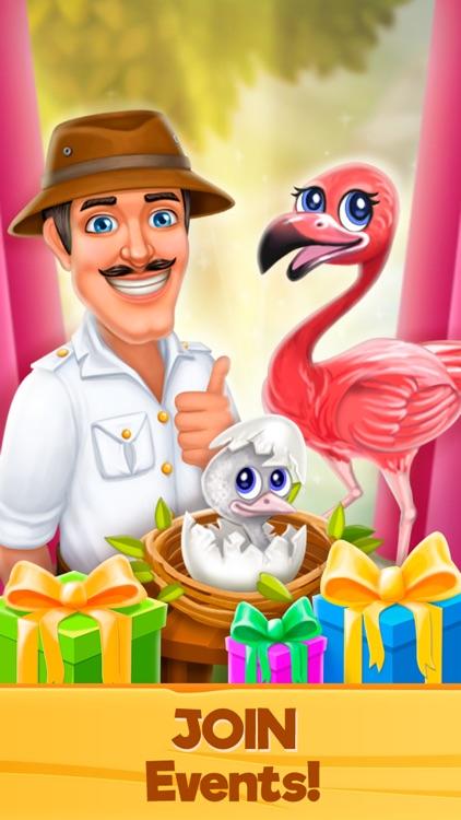 Zoo Rescue: Match 3 & Animals screenshot-3