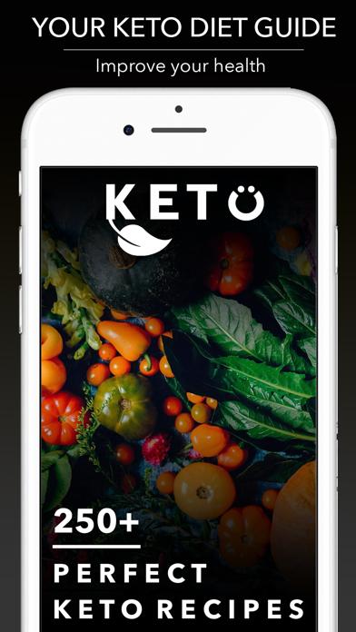 Keto-Diät - Ketogene RezepteScreenshot von 1