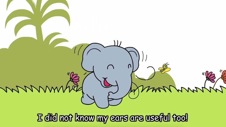 The Happy Baby Elephant AR screenshot-5
