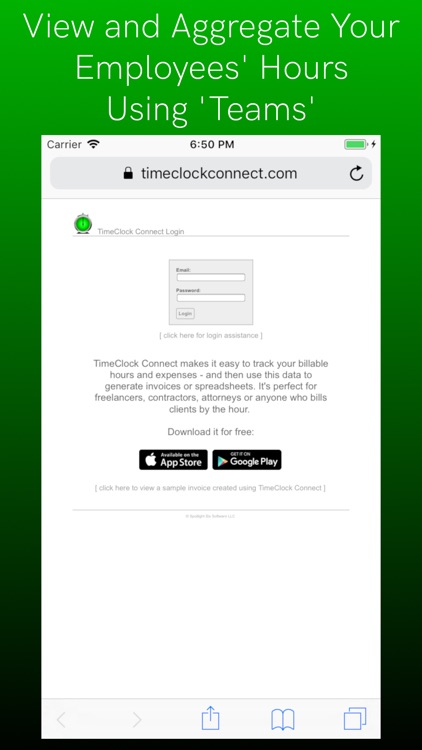 TimeClock Connect: Track Hours screenshot-7