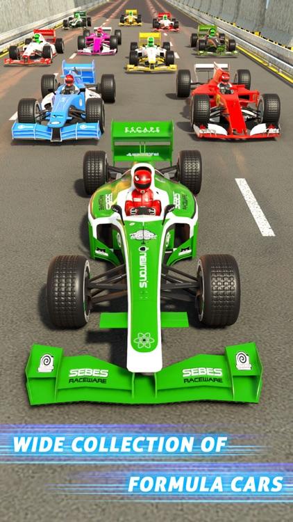 Formula Car Highway Racing 20 screenshot-5