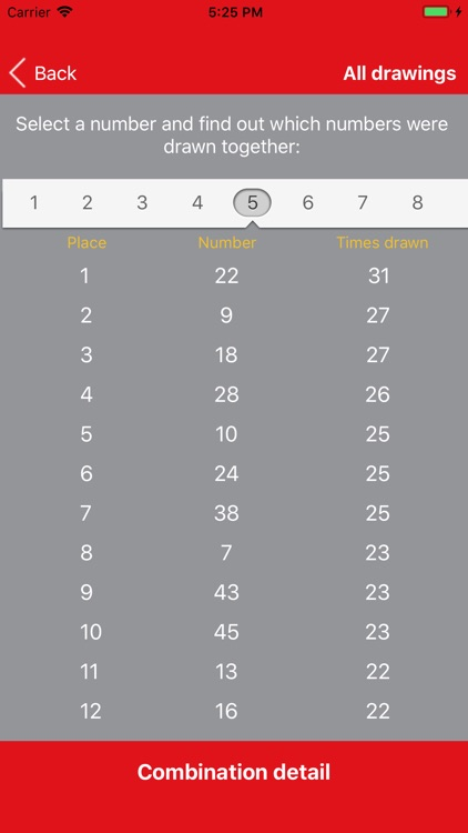 Powerball Analysis and Results screenshot-3