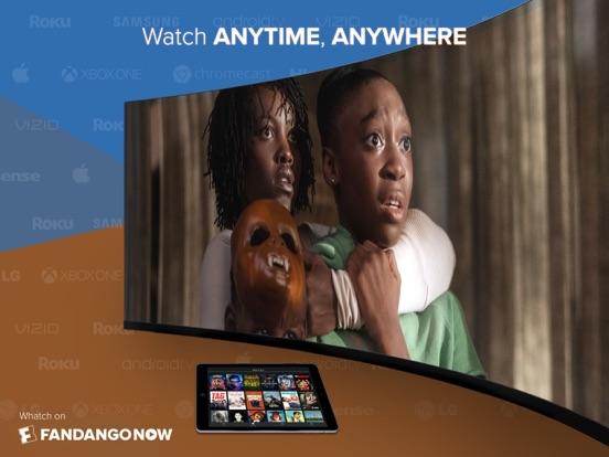 FandangoNOW Movies + TV by Fandango (iOS, United States