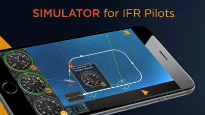 IFR Flight Trainer Simulator by Flygo-Aviation Ltd (iOS