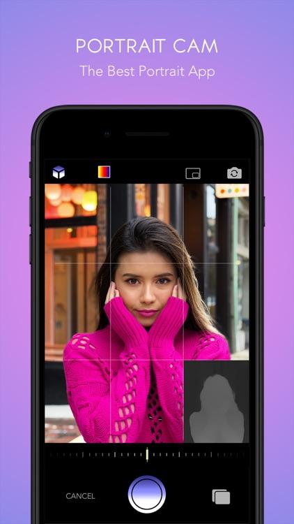 PortraitCam • Ultimate Camera screenshot-0