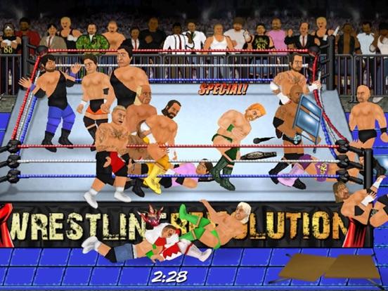 Wrestling Revolution Proのおすすめ画像1