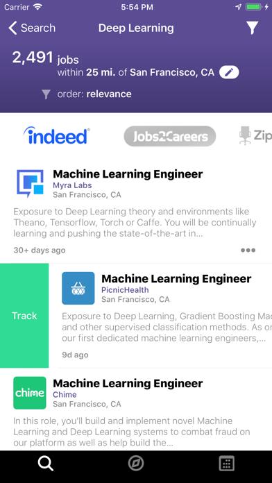 点击获取JobAware: Smarter Job Search