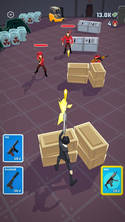 Agent Action screenshot-0