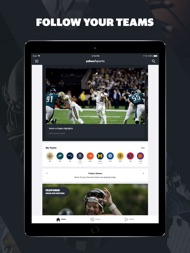 Yahoo Sports: Watch Live Games ipad images