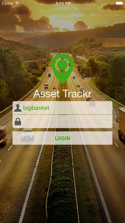Asset Trackr