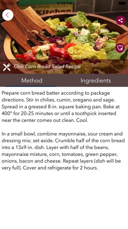 Salad Recipes For Diet screenshot-4