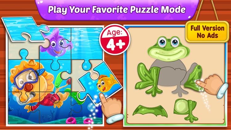 Puzzle Kids - Jigsaw Puzzles screenshot-0