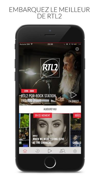 RTL2 - Le Son Pop-Rock sur pc