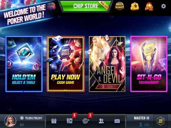 2021 Poker World Mega Billions Pc Iphone Ipad App Download Latest
