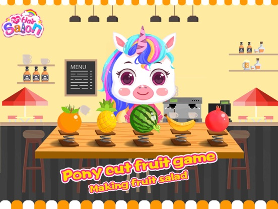 Pony Hair Salon - My Dream Pet screenshot 6