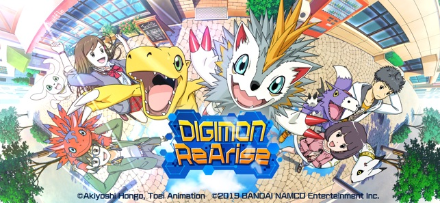 Mod Game DIGIMON ReArise for iOS