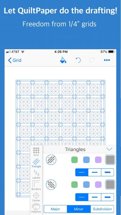 QuiltPaper screenshot-0