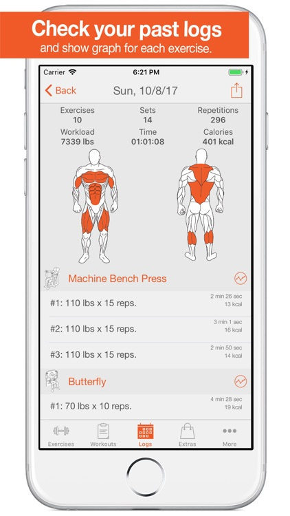 Fitness Point Pro - Gym Buddy screenshot-3
